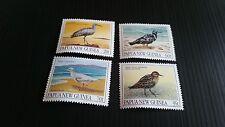 PAPUA NEW GUINEA  1990 SG 624-627 MIGRATORY BIRDS  MNH