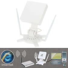New 150M 150Mbps USB Wireless Adapter WiFi IEEE 802.11G/B/N 48DBI Antenna White