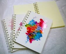 Spring Soft Bound Journal