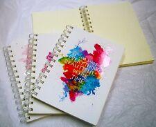 Spring Soft Bound Journal