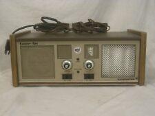vintage Centurion II Counter Spy USEC Audio Interface TSS-2000 Siren Light