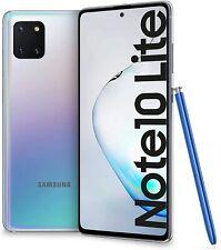 Smartphone Samsung Galaxy Note 10 Lite Dual SIM 6GB/128GB SM-N770 Silver Argento