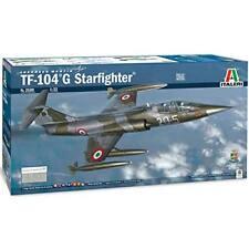 TF-104G Starfighter Plastic Kit 1:32 Model 2509 ITALERI