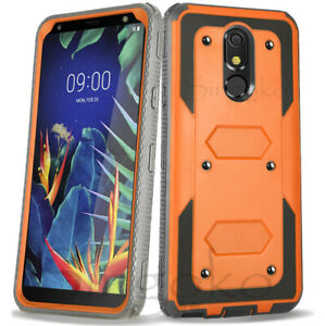 LG K40/K30/LG SOLO LTE/Premier Pro LTE Case Cover Clip Holster SCREEN PROTECTOR