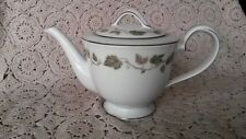 "VINTAGE NORITAKE ""VINEYARD"" #6449, TEAPOT WITH LID - EX / LIKE NEW CONDITION"