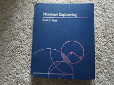 Microwave Engineering by David M. Pozar (1990, Hardcover)