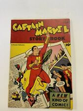 Captain Marvel Story Book 2