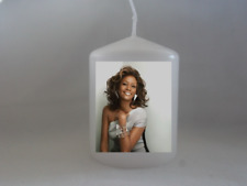 Whitney Houston Gift - Candle - For Her For a Friend For Birthday