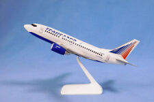 Handmade Aircraft Airplane Model BOEING 737-500 (M1:100, TRANSAERO)