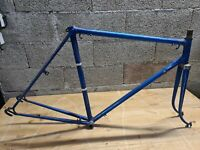 Cadre vélo course ancien randonneuse Motoconfort / Bike FRAMESET vintage