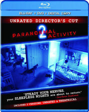 PARANORMAL ACTIVITY 2 (UNRATED DIRECTOR S CUT) (BLU-RAY + DVD + DIGITA (BLU-RAY)