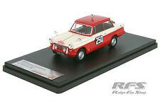 Triumph Herald Saloon - Cleghorn /Wright - Rallye Monte Carlo 1960 - 1:43 PR 324