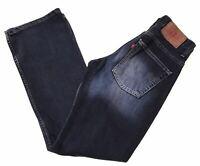 LEVI'S Womens 507 Jeans W27 L32 Blue Cotton Bootcut  IH01