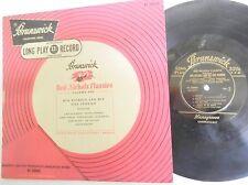 "RED NICHOLS CLASSICS BRUNSWICK Volume One 10"" LP"