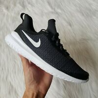 Nike Renew Rival Sneakers in Black/White/Anthracite Mens Size 11