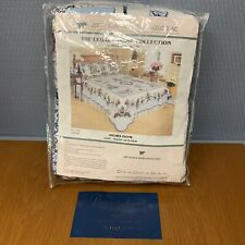 New Legacy Home Avignon King Handcrafted Quilt w/ Shams Limited Edition Numbered