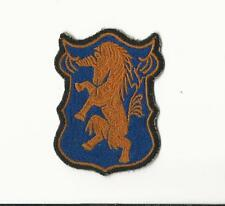 US ARMY PATCH - 6TH ARMORED CAVALRY REGIMENT - WWII ERA PATCH