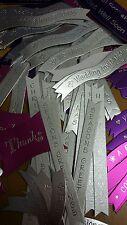 Great Joblot Of 50 Scrapbooking Craft Cardmaking Sentiment Embellishments Set2