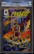 MAGNUS ROBOT FIGHTER #21 CGC 9.8   1993 VALIANT COMICS     COMIC KINGS