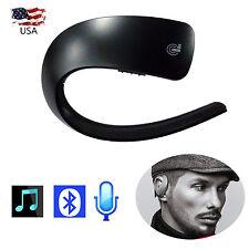 Bluetooth Headset Stereo Earphone Headphone for iPhone 8 7 6S 5S Samsung LG Moto
