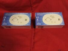Kiddie Lifesaver Carbon Monoxide Alarms X 2