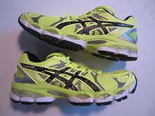 NEW Asics Gel Nimbus 16 Lite Show womens running shoe 17 T4B9N yellow 39  7.5 US