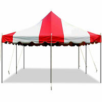 Tent Rain Gutters Vinyl Water Channel Fits All Tent Protect Wedding Event Canopy