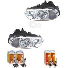 Headlight Set Alfa Romeo 156 932 09.97-09.05 H7 / / H1 Incl.