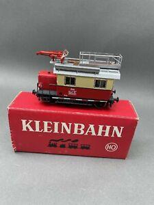 H0..KLEINBAHN--Turmwagen 534.80 ÖBB mit Motor   1 B 740