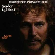 GORDON LIGHTFOOT - Gord's Gold - CD - NEU/OVP