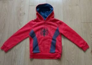 Marvel  Spider Man Hoodie aged 5-6