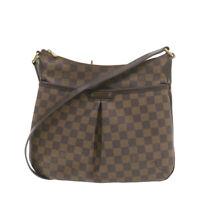 LOUIS VUITTON Damier Ebene Bloomsbury PM Shoulder Bag N42251 LV Auth 20554