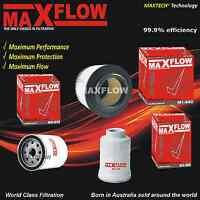 Maxflow® Air Fuel Oil Filter Service Kit Fit Mazda BT50 MZR-CD WL-AT WE-AT