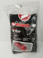 Worth Large Bat Tote Bag Red Black Baseball Softball Model Jumbg New