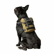 Tactical Training Dog Vest Harness Nylon Molle Service Military K9 Pet Backpack