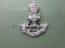 Green Howards ORs beret badge in anodised