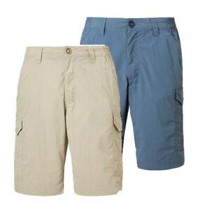 Men's Craghoppers NosiLife Outdoor Walking Golf Cargo Shorts RRP £50