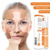 15ml Instant Blemish Removal Gel VC Whitening Freckle Serum Brighten Skin Care