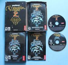 Neverwinter Nights 2 & Storm of Zehir  (PC Games, 2008)