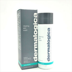 Dermalogica Active Clearing Skin Wash-250ml-NEW BOXED-FREE UK POST!!!!