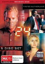 24 : Season 1 (DVD, 2010, 6-Disc Set)