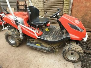 Hire of Brushcutting / Long Grass Cutting Ride-On Mower