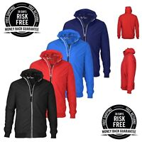 New Mens Summer Windbreaker Jacket, Lightweight Sports Windcheater, Waterproof