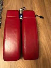 Genuine From 2002 Audi S8 (A8) D2 Pair  Leather Armrests Right Hands Drive