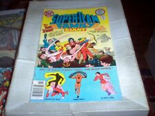 Super-Team Family Giant # 7 Tuska Art Teen Titans $ More Dc Look Vf