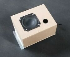 "Konami Advantage 5 Upper Cabinet Speaker Housing Assembly Enclosure & 4"" Woofer"