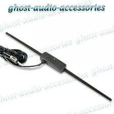 Vauxhall Internal Glass Mount Radio Amplified Active Aerial Car Stereo Antenna