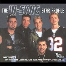 Star Profile - N-Sync  Audio CD Buy 3 Get 1 Free