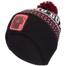 Domo - Headphones Pom Pom Knit Hat