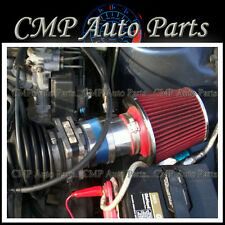 BLUE RED AIR INTAKE KIT FIT 1994-1996 CHEVY BERETTA CORSICA Z26 3.1 3.1L V6